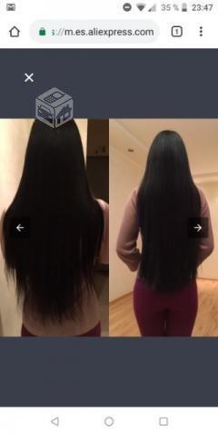 Extensión cabello
