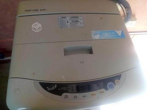 Lavadora LG 6kg