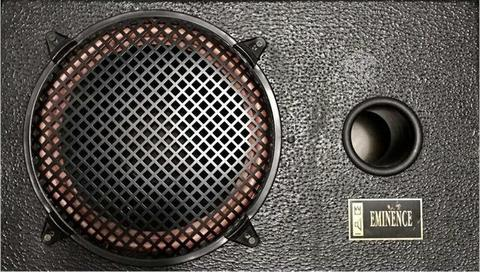 Subwoofer Eminence 12 Pulgadas Car Audio Hi End Al