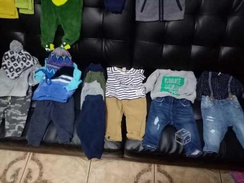 Lote ropa 6 meses