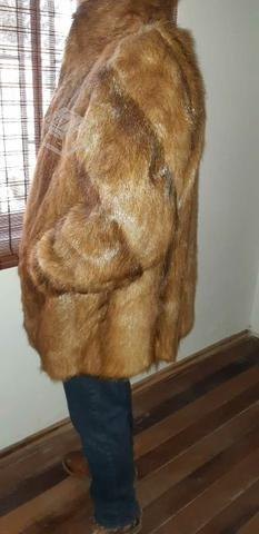 Abrigo de piel de Copio legítimo Unisex